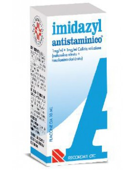 IMIDAZYL ANTISTAMINICO COLLIRIO 1FL 10ML