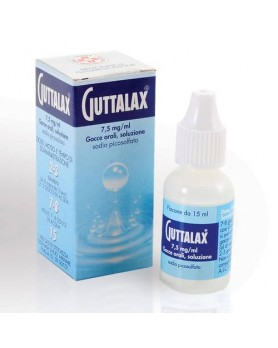 GUTTALAX OS GTT 15ML 7,5MG/ML
