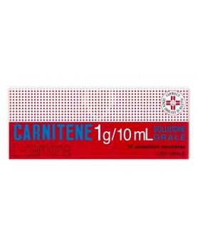CARNITENE OS 10FL 1G MONOD