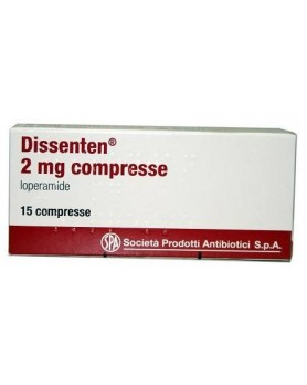 DISSENTEN 15CPR 2MG