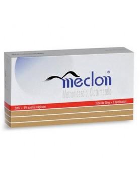 MECLON CREMA VAGINALE 30G 20%+4%+6A
