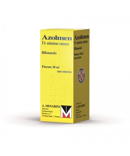 AZOLMEN SOLUZ 30ML 1%