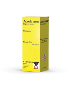 AZOLMEN POLV CUT 30G 1%