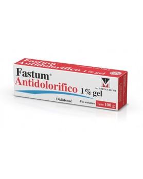 FASTUM ANTIDOLORIFICO 1% 100G