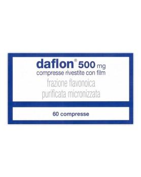DAFLON 60CPR RIV 500MG