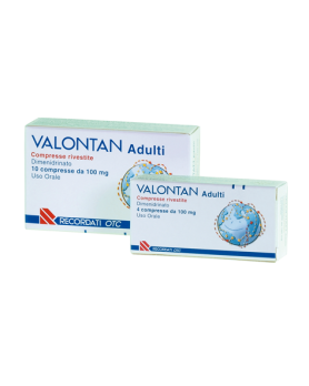 VALONTAN 10CPR RIV 100MG