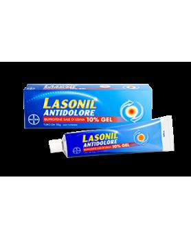 LASONIL ANTIDOLORE GEL 50G 10%