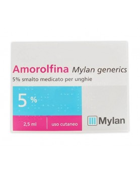 AMOROLFINA MY SMALTO 2,5ML 5%