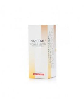 NIZORAL SHAMPOO FLACONE 100G 20MG/G