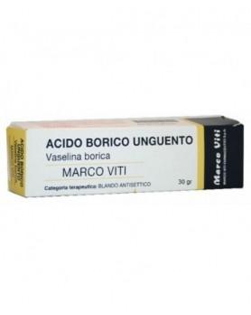 ACIDO BORICO MV 3% UNG 30G