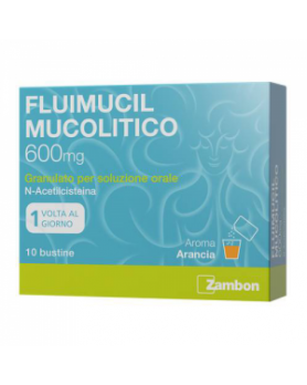 FLUIMUCIL MUCOL OS 10BUST600MG