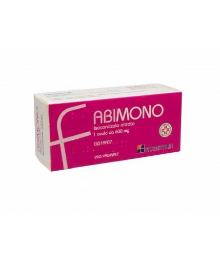 ABIMONO 1 OV VAG 600MG
