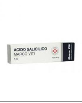 ACIDO SALICILICO MV 5% UNG 30G