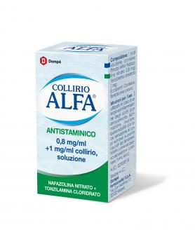 COLLIRIO ALFA ANTISTAM 10ML