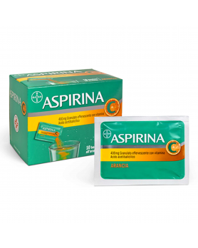 ASPIRINA OS GRAT 10BUST400+240