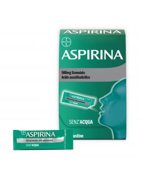 ASPIRINA OS GRAT 10BUST 500MG
