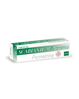 SCABIANIL CREMA 30G 5%