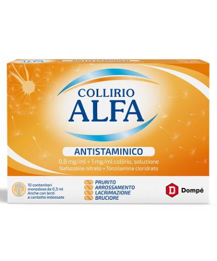 COLLIRIO ALFA ANTISTAM 10CONT